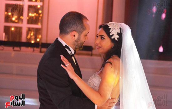 حفل زفاف نجل الوزير زكى عابدين يجمع كبار رجال الدولة (24)