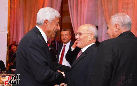 حفل زفاف نجل الوزير زكى عابدين يجمع كبار رجال الدولة (104)