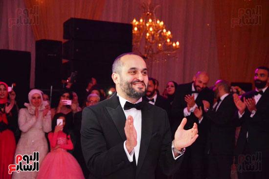 حفل زفاف نجل الوزير زكى عابدين يجمع كبار رجال الدولة (113)