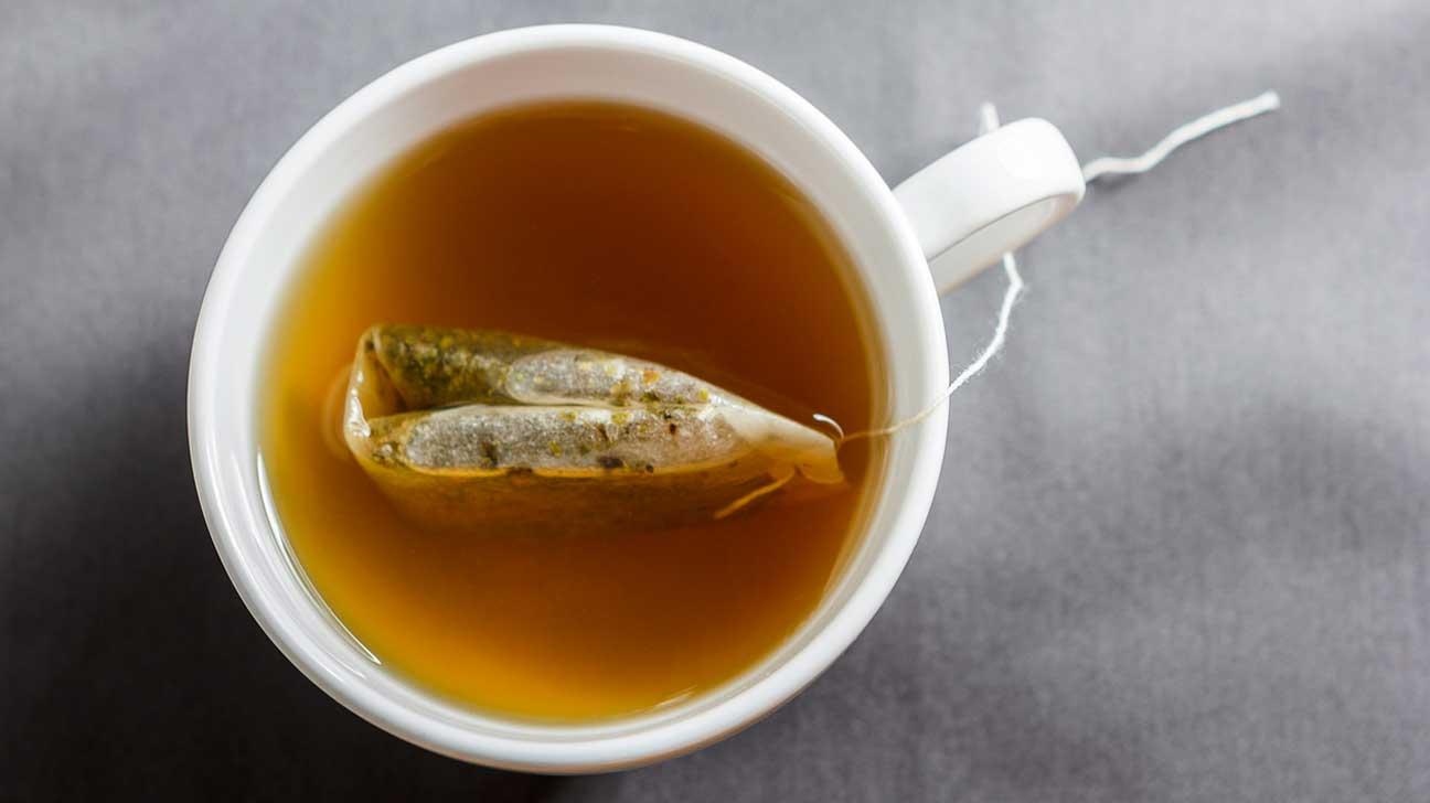 أضرار الشاى الأخضر