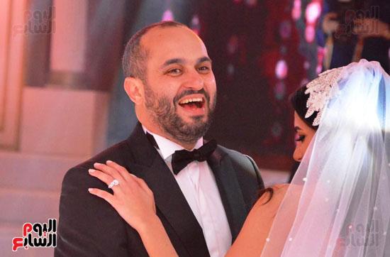 حفل زفاف نجل الوزير زكى عابدين يجمع كبار رجال الدولة (26)