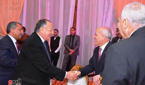 حفل زفاف نجل الوزير زكى عابدين يجمع كبار رجال الدولة (103)