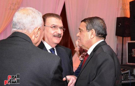 حفل زفاف نجل الوزير زكى عابدين يجمع كبار رجال الدولة (105)