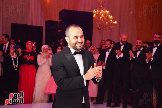 حفل زفاف نجل الوزير زكى عابدين يجمع كبار رجال الدولة (112)