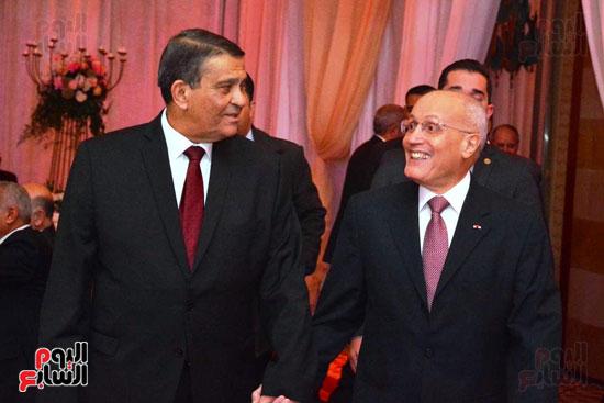حفل زفاف نجل الوزير زكى عابدين يجمع كبار رجال الدولة (100)