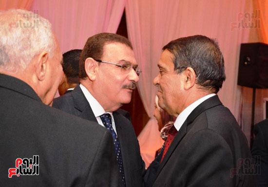 حفل زفاف نجل الوزير زكى عابدين يجمع كبار رجال الدولة (107)
