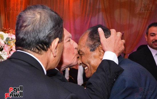 حفل زفاف نجل الوزير زكى عابدين يجمع كبار رجال الدولة (20)