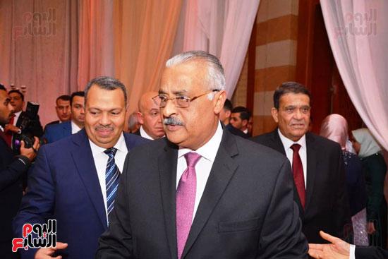 حفل زفاف نجل الوزير زكى عابدين يجمع كبار رجال الدولة (99)