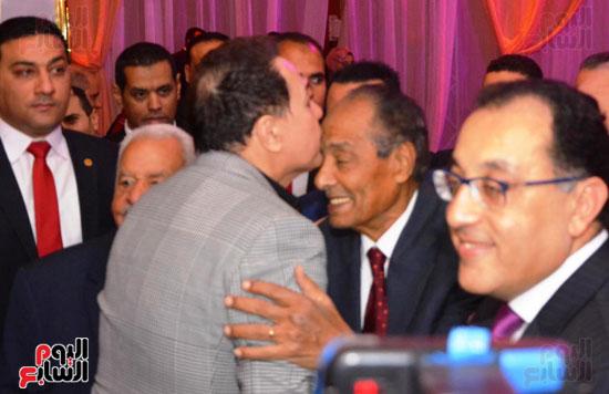 حفل زفاف نجل الوزير زكى عابدين يجمع كبار رجال الدولة (68)