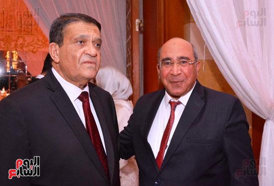 حفل زفاف نجل الوزير زكى عابدين يجمع كبار رجال الدولة (95)