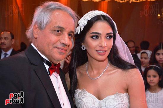حفل زفاف نجل الوزير زكى عابدين يجمع كبار رجال الدولة (53)
