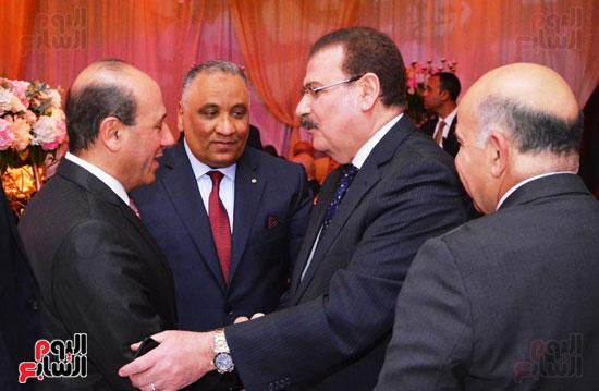 حفل زفاف نجل الوزير زكى عابدين يجمع كبار رجال الدولة (109)