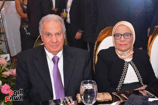 حفل زفاف نجل الوزير زكى عابدين يجمع كبار رجال الدولة (51)