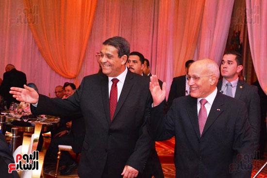 حفل زفاف نجل الوزير زكى عابدين يجمع كبار رجال الدولة (101)