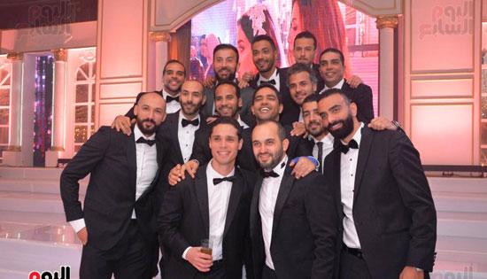 حفل زفاف نجل الوزير زكى عابدين يجمع كبار رجال الدولة (55)