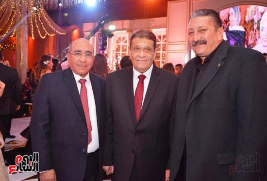 حفل زفاف نجل الوزير زكى عابدين يجمع كبار رجال الدولة (87)