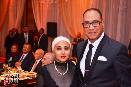 حفل زفاف نجل الوزير زكى عابدين يجمع كبار رجال الدولة (118)