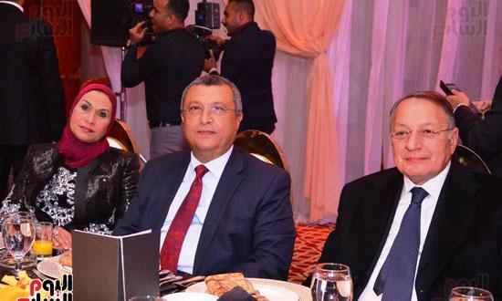 حفل زفاف نجل الوزير زكى عابدين يجمع كبار رجال الدولة (3)