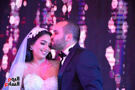 حفل زفاف نجل الوزير زكى عابدين يجمع كبار رجال الدولة (117)