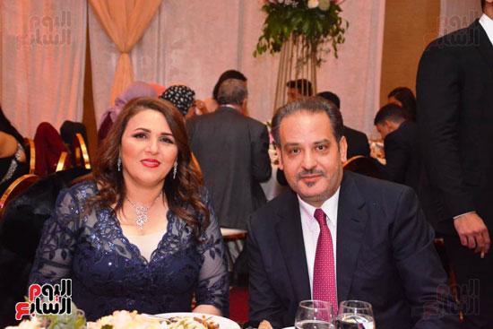 حفل زفاف نجل الوزير زكى عابدين يجمع كبار رجال الدولة (73)