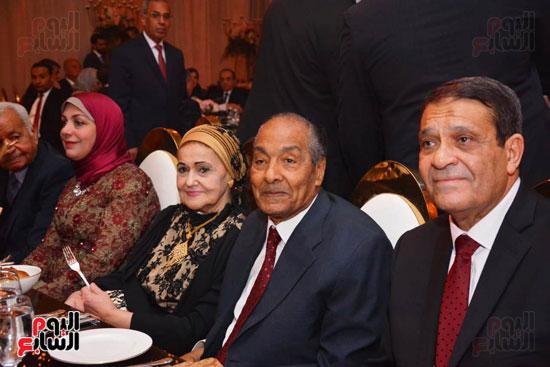 حفل زفاف نجل الوزير زكى عابدين يجمع كبار رجال الدولة (38)
