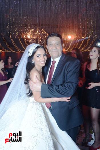 حفل زفاف نجل الوزير زكى عابدين (8)