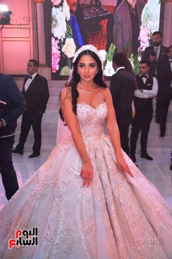 حفل زفاف نجل الوزير زكى عابدين يجمع كبار رجال الدولة (56)