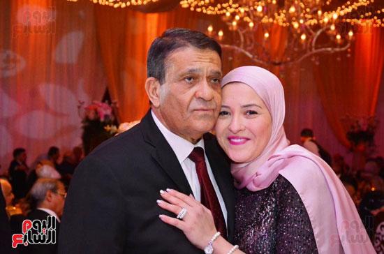 حفل زفاف نجل الوزير زكى عابدين يجمع كبار رجال الدولة (13)