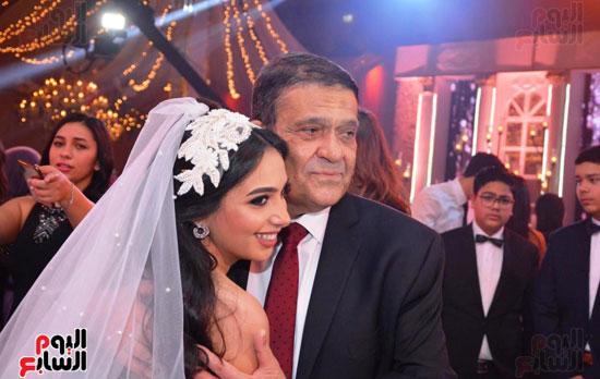 حفل زفاف نجل الوزير زكى عابدين يجمع كبار رجال الدولة (40)