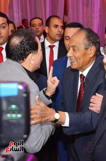 حفل زفاف نجل الوزير زكى عابدين يجمع كبار رجال الدولة (70)