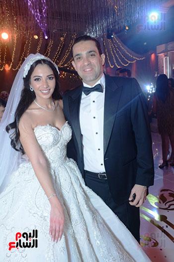 حفل زفاف نجل الوزير زكى عابدين (12)