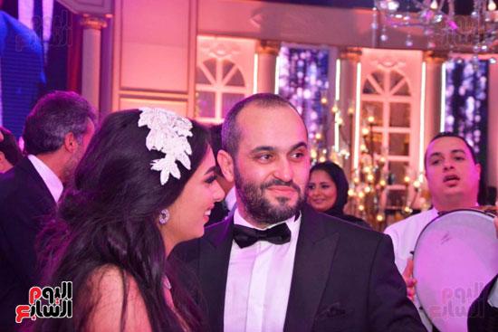 حفل زفاف نجل الوزير زكى عابدين يجمع كبار رجال الدولة (84)