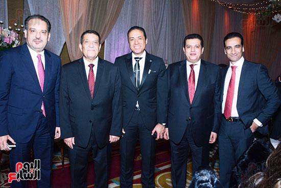 حفل زفاف نجل الوزير زكى عابدين (6)