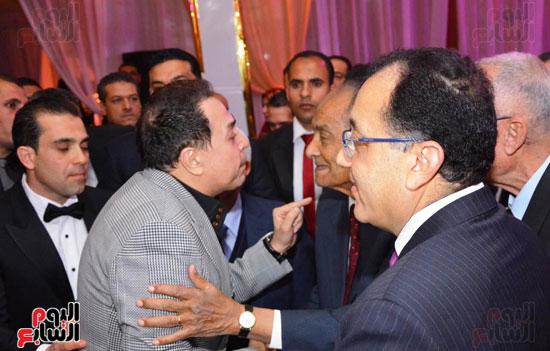 حفل زفاف نجل الوزير زكى عابدين يجمع كبار رجال الدولة (67)