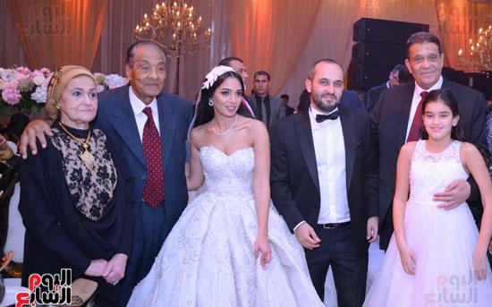 حفل زفاف نجل الوزير زكى عابدين يجمع كبار رجال الدولة (43)