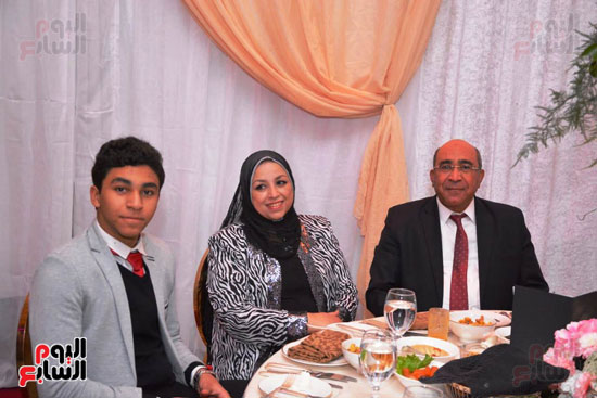 حفل زفاف نجل الوزير زكى عابدين يجمع كبار رجال الدولة (96)