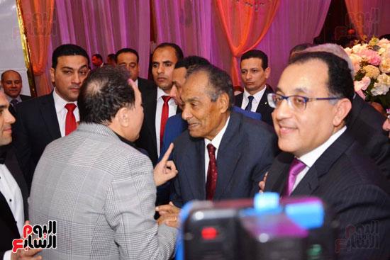 حفل زفاف نجل الوزير زكى عابدين يجمع كبار رجال الدولة (69)