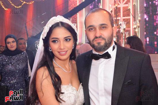 حفل زفاف نجل الوزير زكى عابدين يجمع كبار رجال الدولة (54)
