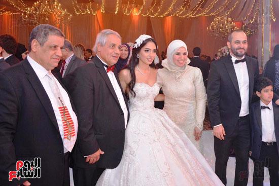 حفل زفاف نجل الوزير زكى عابدين يجمع كبار رجال الدولة (52)