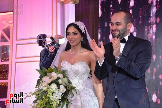 حفل زفاف نجل الوزير زكى عابدين يجمع كبار رجال الدولة (115)