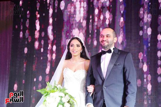 حفل زفاف نجل الوزير زكى عابدين يجمع كبار رجال الدولة (114)