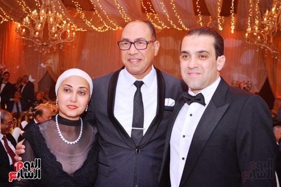 حفل زفاف نجل الوزير زكى عابدين يجمع كبار رجال الدولة (47)