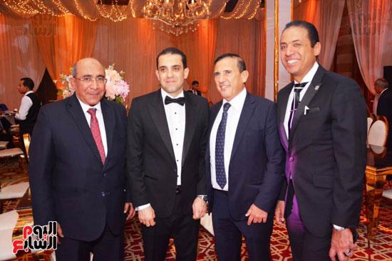 حفل زفاف نجل الوزير زكى عابدين يجمع كبار رجال الدولة (90)
