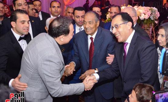 حفل زفاف نجل الوزير زكى عابدين يجمع كبار رجال الدولة (71)