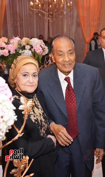 حفل زفاف نجل الوزير زكى عابدين يجمع كبار رجال الدولة (48)