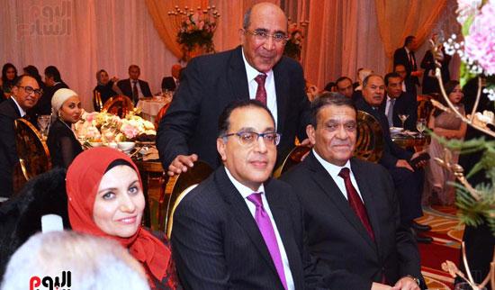 حفل زفاف نجل الوزير زكى عابدين يجمع كبار رجال الدولة (61)