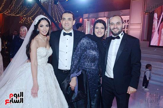 حفل زفاف نجل الوزير زكى عابدين (7)