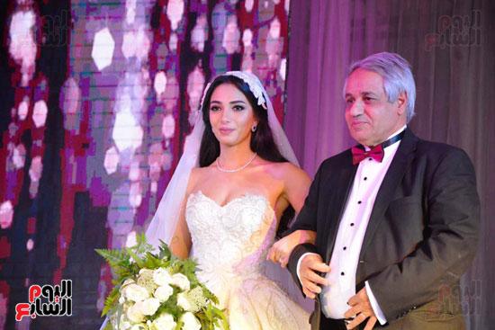 حفل زفاف نجل الوزير زكى عابدين يجمع كبار رجال الدولة (116)