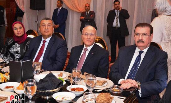 حفل زفاف نجل الوزير زكى عابدين يجمع كبار رجال الدولة (33)