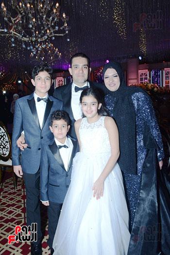 حفل زفاف نجل الوزير زكى عابدين (11)